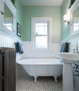 How To Paint Old Bathroom Tile by Kingfield Bungalow Bathroom Hanson Building And Remodeling