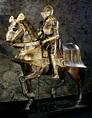 Golden parade armour for Sigismund II Augustus : ArmsandArmor