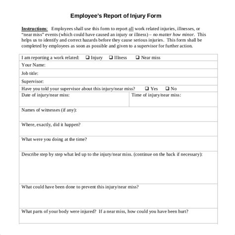business write up forms 13 employees write up templates free sle exle