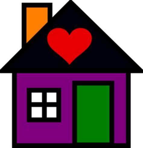 home love clip art  clkercom vector clip art