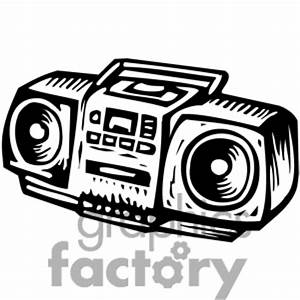 Radio Microphone Clip Art Black And White | Clipart Panda ...