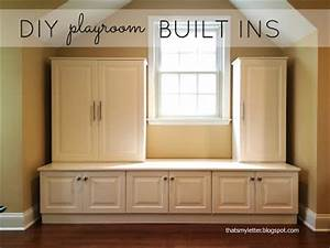 Diy playroom built ins from ikea cabinets jaime costiglio for Best brand of paint for kitchen cabinets with papiers scrap