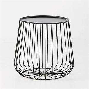 Table Basse Tendance : nouvelle tendance d co les meubles grillage en m tal elle d coration ~ Teatrodelosmanantiales.com Idées de Décoration