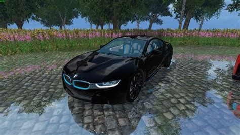 Bmw I8 Coupe Modification by Bmw I8 Edrive V1 6 Fs 15 Car Farming Simulator