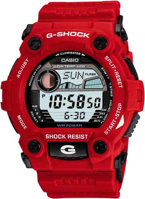 Casio G Shock G 7900 1a Original casio g shock g rescue g7900 cold resistant watches