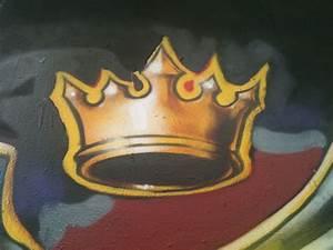 Graffiti King Crown | www.imgkid.com - The Image Kid Has It!