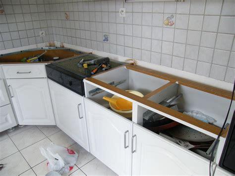 dimensions plan de travail cuisine poser un plan de travail cuisine 28 images comment