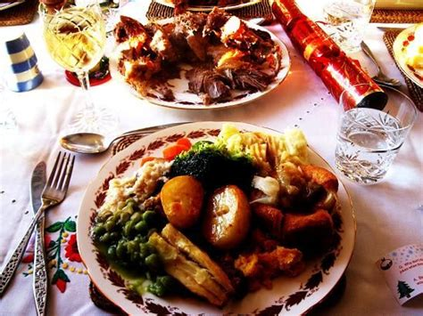 Christmas prime rib dinner beats a traditional turkey dinner any day. a traditional english christmas dinner | English christmas dinner, Traditional english christmas ...
