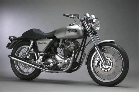 Vintage Norton Motorcycles Pictures