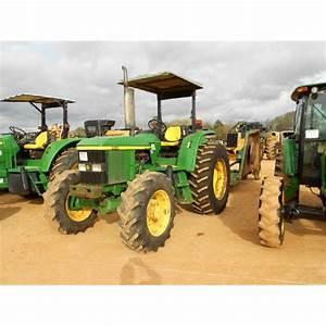 John Deere 6403 Farm Tractor