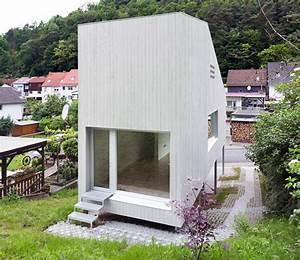 Tiny House Germany : a small house by architekturburo scheder inhabitat green design innovation architecture ~ Watch28wear.com Haus und Dekorationen