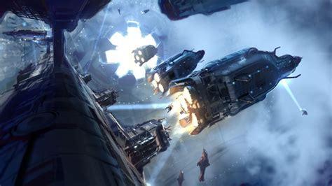 Halo 4 Concept Art sci-fi warriors futuristic vehicles