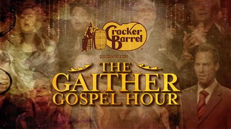 gaither gospel hour tv shows circle
