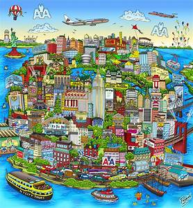 3d Pop Art : 3d pop art collection for american airlines fazzino ~ Sanjose-hotels-ca.com Haus und Dekorationen