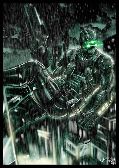 Splinter Cell Fisher Sam Wallpapers Awesome Vs