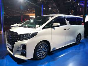 Auto Expo : toyota alphard india debut takes place at auto expo 2018 ~ Gottalentnigeria.com Avis de Voitures