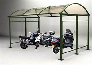 Abri Moto Bois : votre fournisseur de mobilier urbain propose sa gamme abris moto ~ Melissatoandfro.com Idées de Décoration