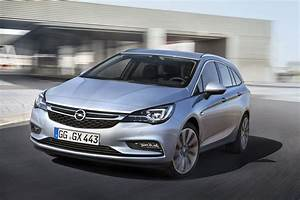 2017 Opel Astra Sports Tourer - Picture 645431 | car ...