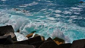 Wave breaker wallpaper 1600×900 | Wallpaper 29 HD