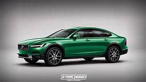 Volvo V90 Cross Country : 2017 volvo v90 cross country pickup truck a rendering for the urban lumberjack autoevolution ~ Medecine-chirurgie-esthetiques.com Avis de Voitures