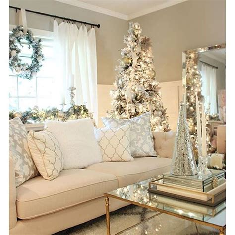 37 marvelous white christmas tree decoration ideas