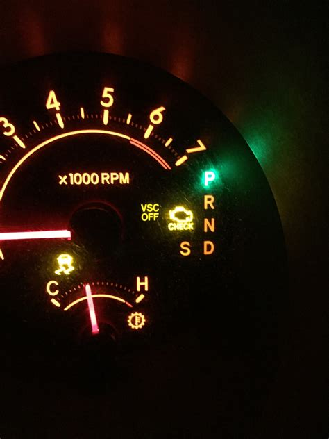 check engine light blinking car shaking toyota toyota tundra check engine light flashing