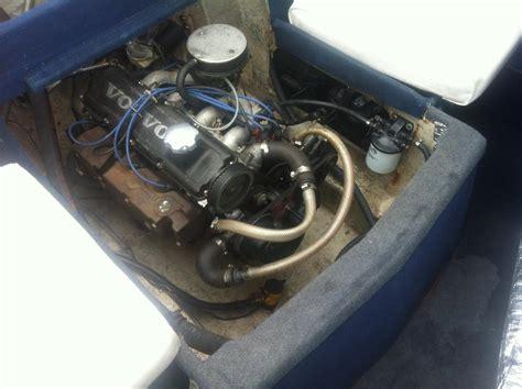 aqa penta  missing cooling system  bayliner