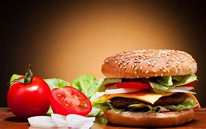 Burger Background Wallpapers Wall
