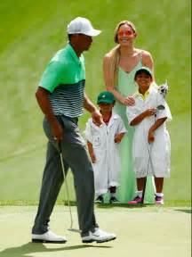 Tiger Woods Kids