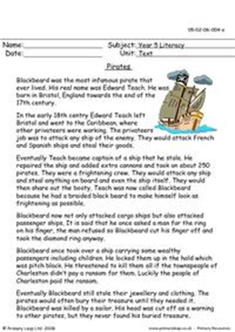 literacy writing  descriptive paragraph  worksheet