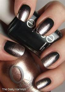 Winter black nail art designs ideas trends