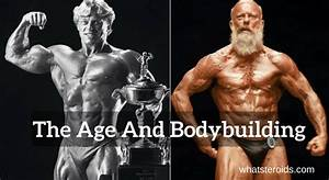 The Age And Bodybuilding