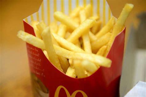 study mcdonalds fries ingredient  cure baldness