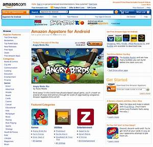 Amazon's Android App Store Launches: Test Drive Apps ...