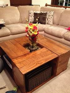 Coffee Tables Ideas: impressive coffee table storage trunk