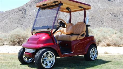This May Be The Fastest Golf Cart On The Planet, And It