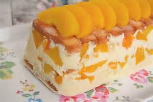 Peach Marshmallow Dessert Recipe