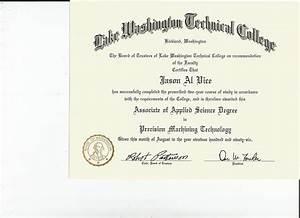 Associate Degree: Associate Degree In Applied Science
