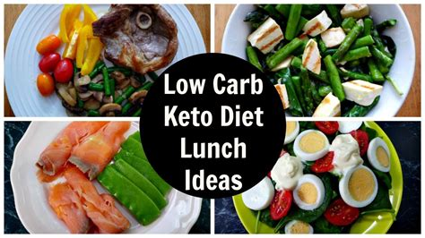 carb lunch ideas keto diet lunch recipes youtube