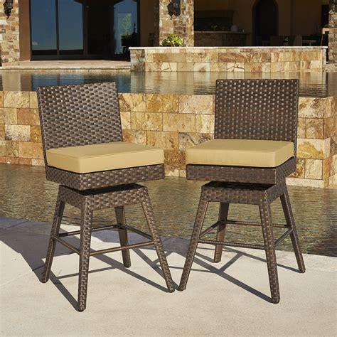 madrid 2pk swivel barstools mission furniture