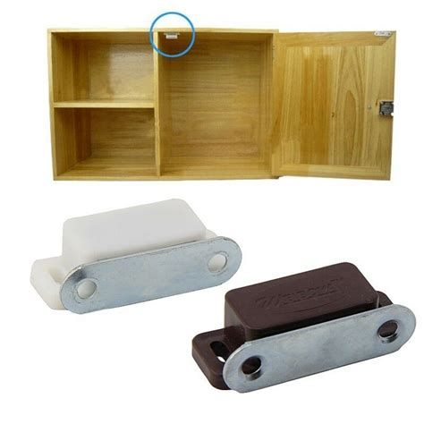 Magnetic Cupboard Latch by 10pcs Small Magnetic Door Catches Cupboard Wardrobe