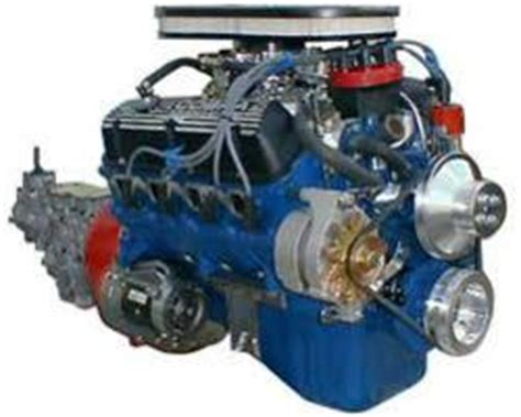 rebuilt  ford crate engine added  consumer sale