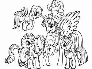 41 Free My Little Pony Coloring Pages Collections