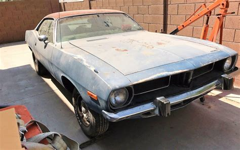 barracuda 1974 plymouth cool project