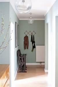 Farbgestaltung Flur Diele : tapeten f r flur und diele ~ Orissabook.com Haus und Dekorationen