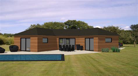 becokit gamme de maisons chalets en ossature bois
