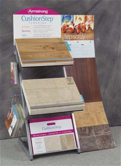 armstrong flooring displays flooring news fcnews exclusive armstrong s cushionstep latest entry into floating floor arena