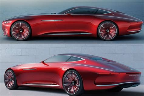 Maybach Concept Car by Omg Photos Mercedes Unveils Their New Maybach Car