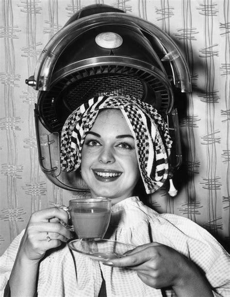 vintage hair dryer     cool