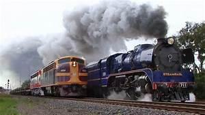 Steam And Diesel Parallel